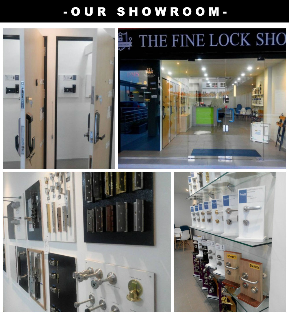 Quality Door Lock By Professional Locksmith In Kuching The